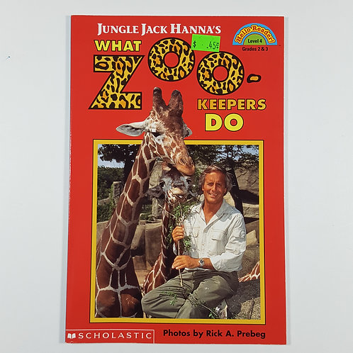 What Zookeepers Do