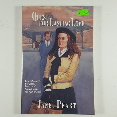 Quest for Lasting Love