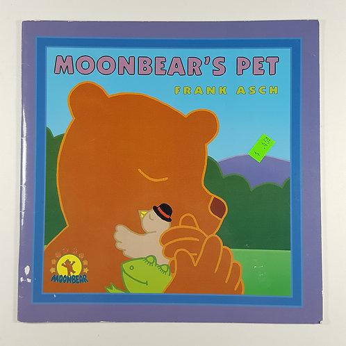 Moonbear's Pet by Frank Asch
