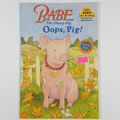 Babe: Oops, Pig!
