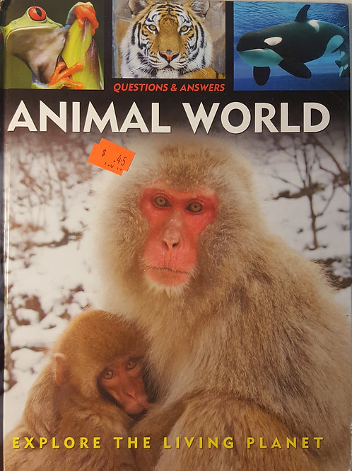 Animal World: Explore the Living Planet, Baboons