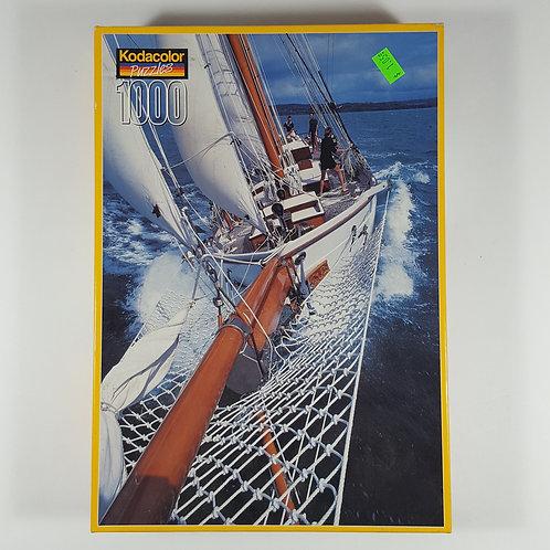 1000 Piece Kodak Sailing Puzzle