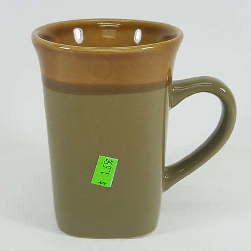 Royal Norfolk Green & Brown Mug