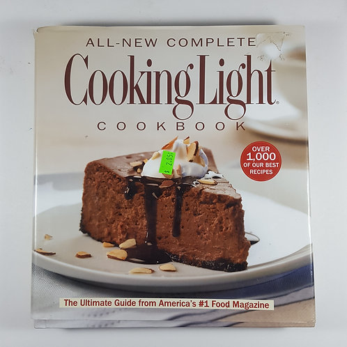 All New Complete Cooking Light Cookbook