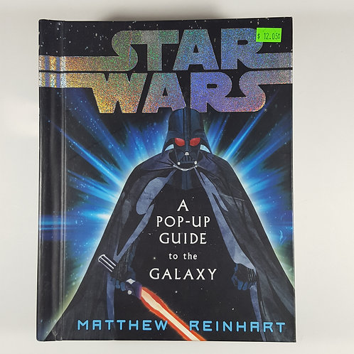 Star Wars - Pop Up Guide to The Galaxy