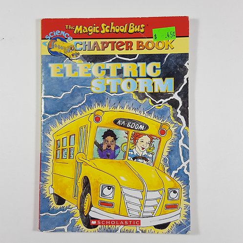 The Magic School Bus: Electric Storm