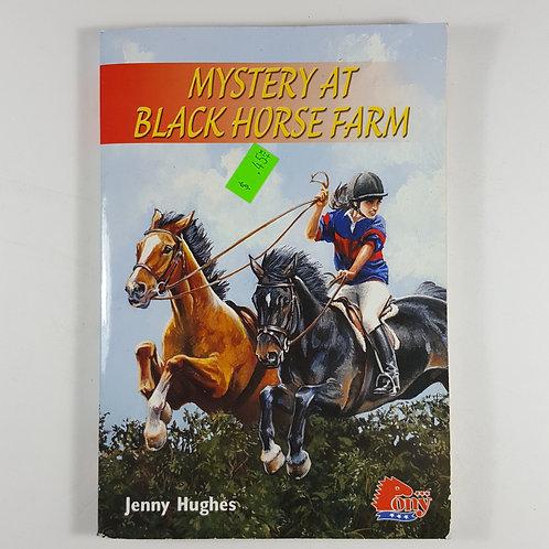 Mystery At Black Horse Farm - Pony Club Book