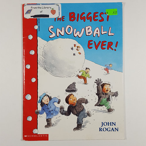 The Biggest Snowball Ever