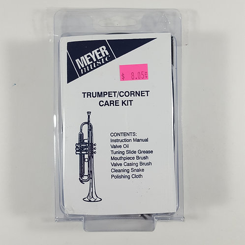 Meyer Music Trumpet & Cornet Care Kit