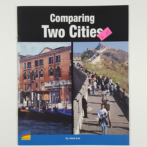 Comparing Two Cities