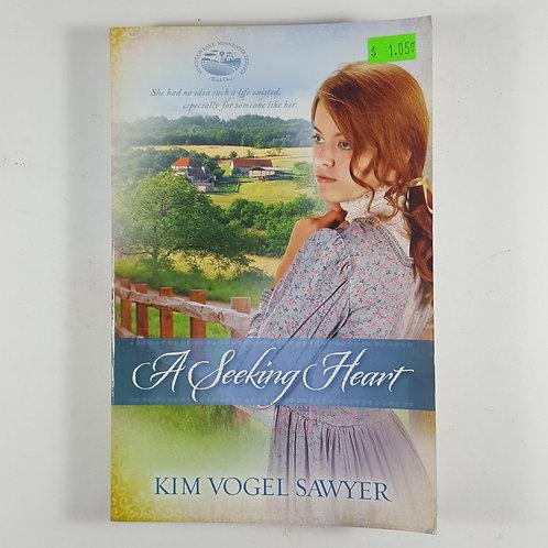 A Seeking Heart by Kim Vogel Sawyer
