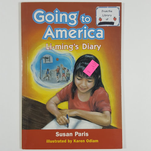 Going to America: Li-ming's Diary