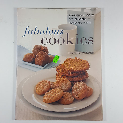 Fabulous Cookies - Hilaire Walden
