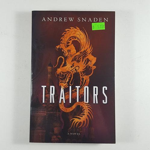 Traitors by Andrew Snaden