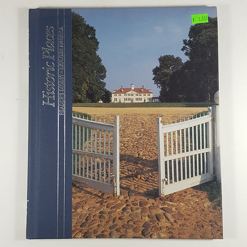 Historic Places -Reader's Digest Explore America Series