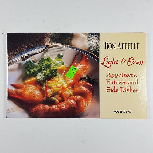 Bon Appetit - Light & Easy - Volume One