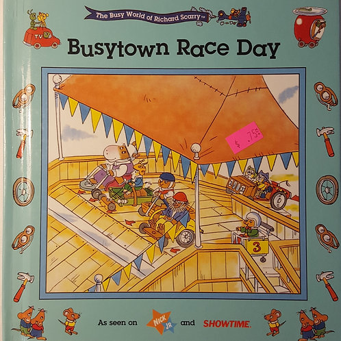 Busytown Race Day
