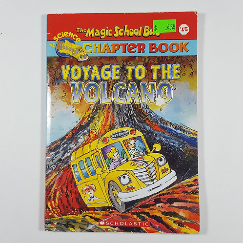 Magic School Bus: Voyage to the Volcano