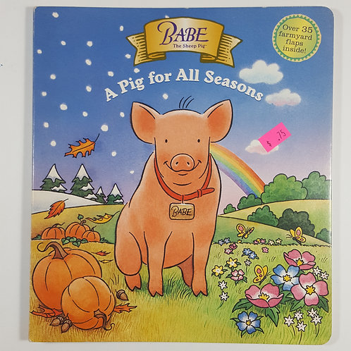 Babe: A Pig For All Seasons