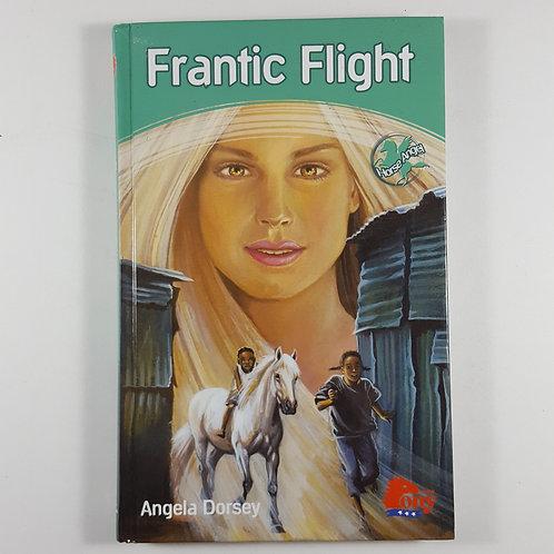 Frantic Flight - Pony Club Book