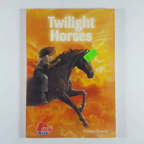 Twilight Horses - Pony Club Book