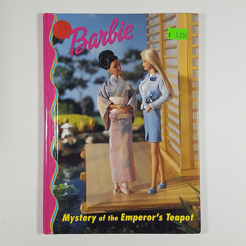 Barbie: Mystery of the Emperors Teapot