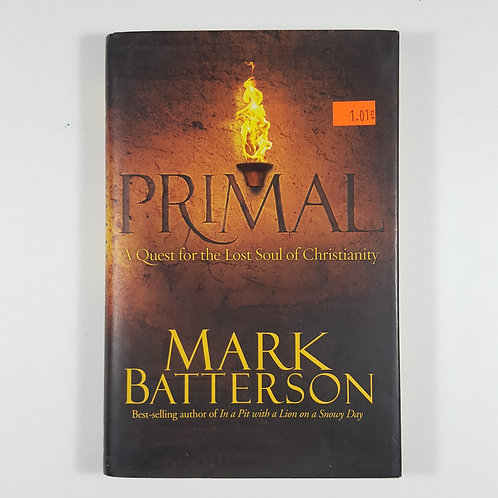 Primal: Quest for Lost Soul of Christianity