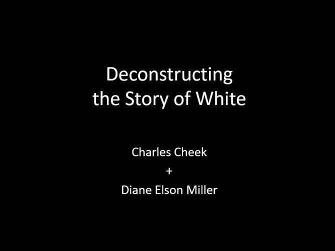Deconstructing the Story of White