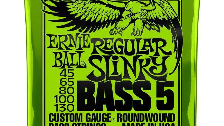 Ernie Ball 2836  Bass Strings - .045-.130 5 string