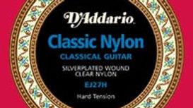 D'Addario EJ27H Classic Nylon Strings