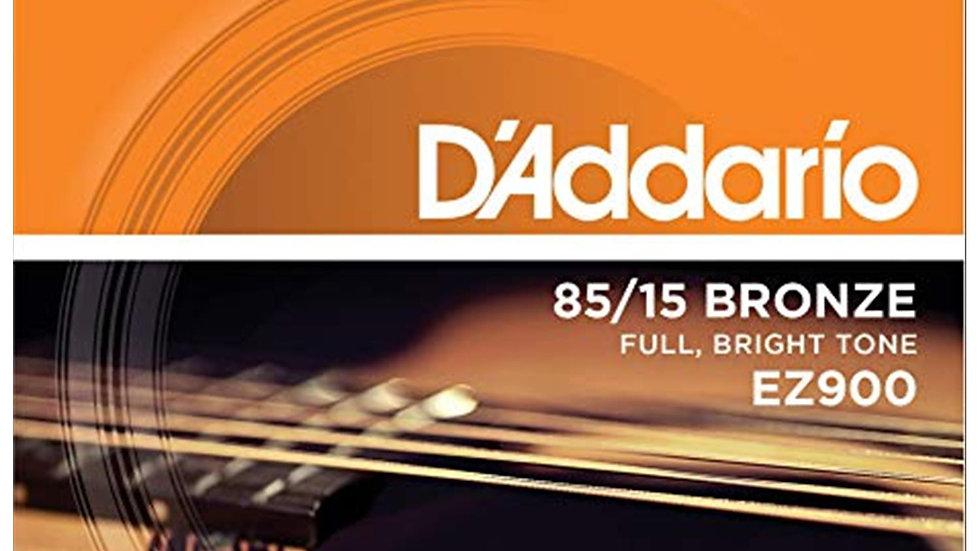 D'Addario EZ 900 10-50 Acoustic Guitar Strings