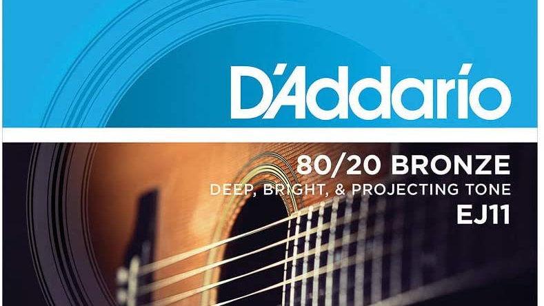 D'Addario EJ11 12-53