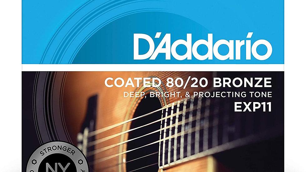 DADDARIO EXP11 12-53 Acoustic Guitar Strings