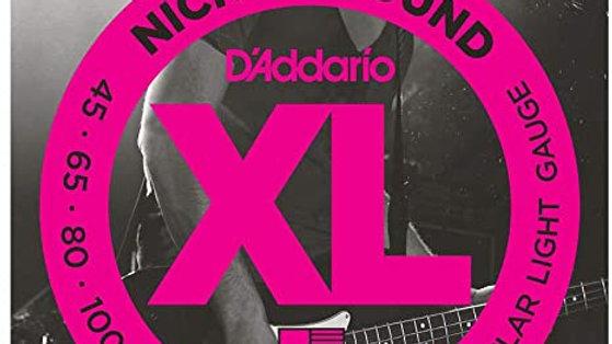 D'Addario EXL170-5  45-130 5 string