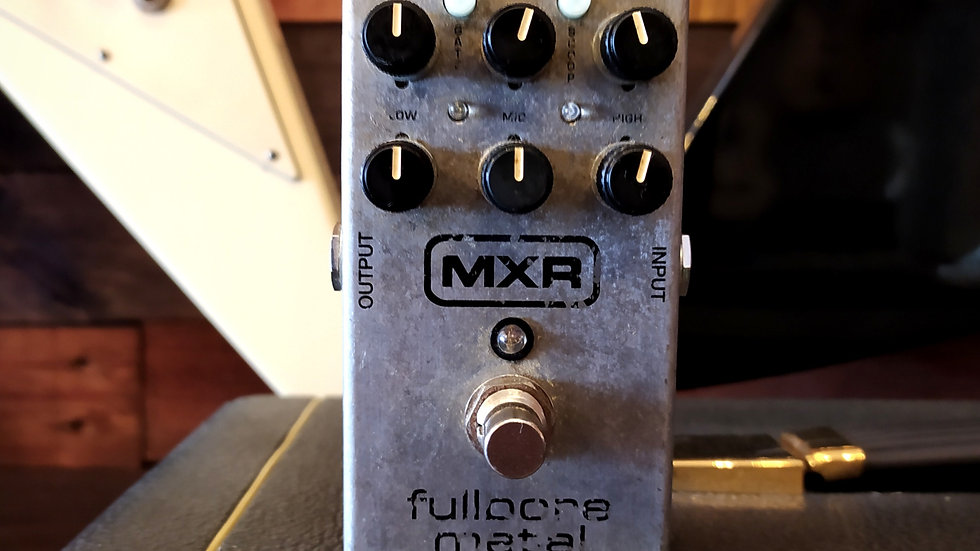 MXR M116 Fullbore Metal (USED)