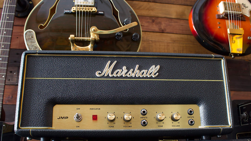 Marshall Lead and bass 20 2061X handwired