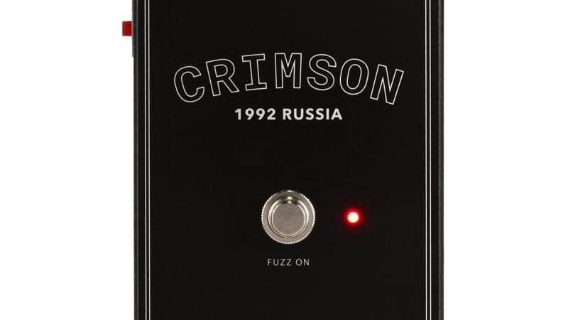 JHS Crimson Fuzz Pedal * B STOCK*