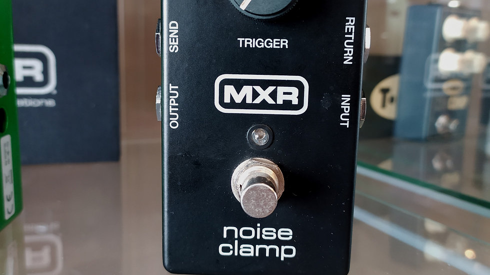 MXR Noise Clamp(used)