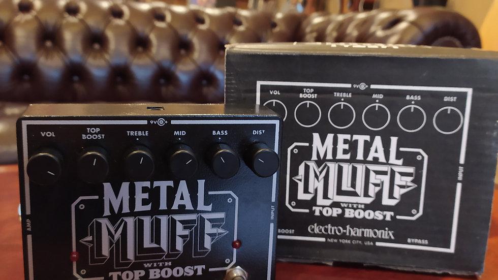Electro Harmonix Metal Muff  (used)