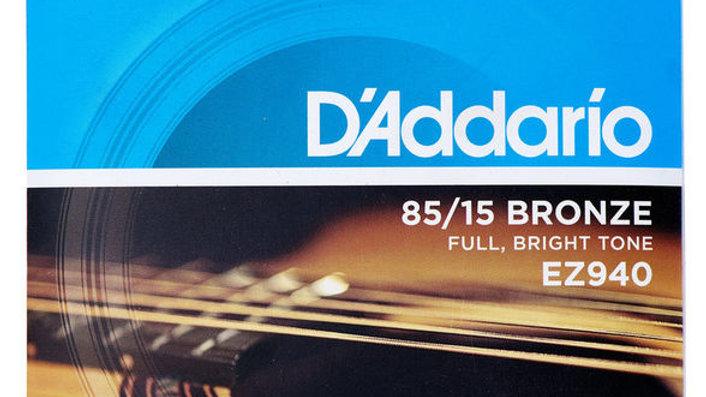 D'Addario EZ 940 12 String 10-50