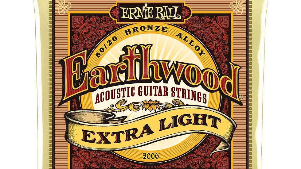 Ernie Ball Extra Light Acoustic 10-50