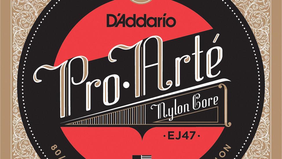 D'Addario EJ47 MEDIUM Classical Guitar Strings