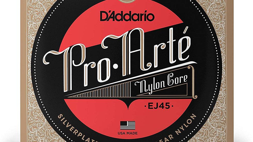 D'Addario Pro Arte Nylon Strings EJ45