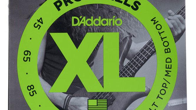 D'Addario EPS 165 45-105