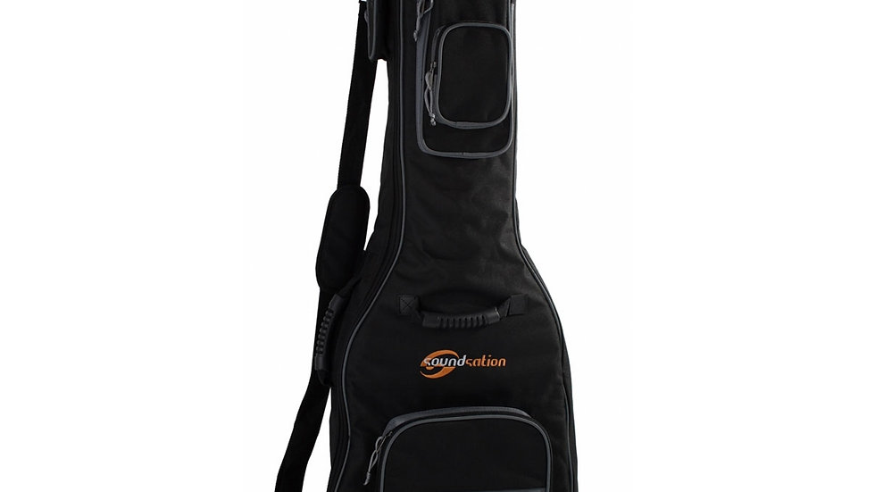 Soundsation Gigbag for 4/4 electric guitar with 30mm padding
