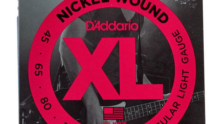 D'Addario EXL 170 45-100
