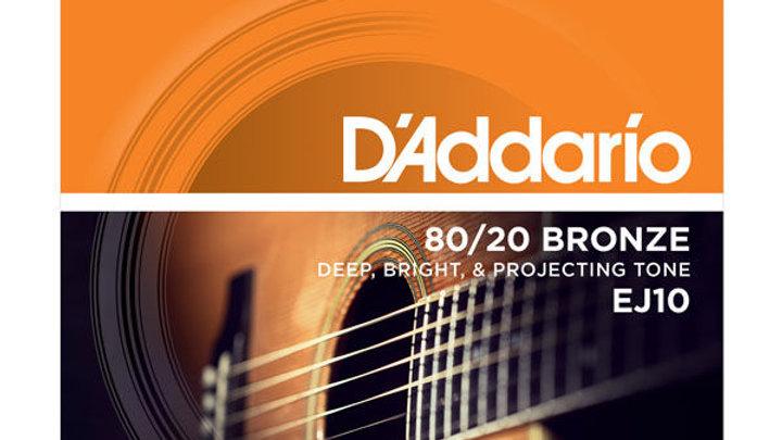 D'Addario EJ10 10-47