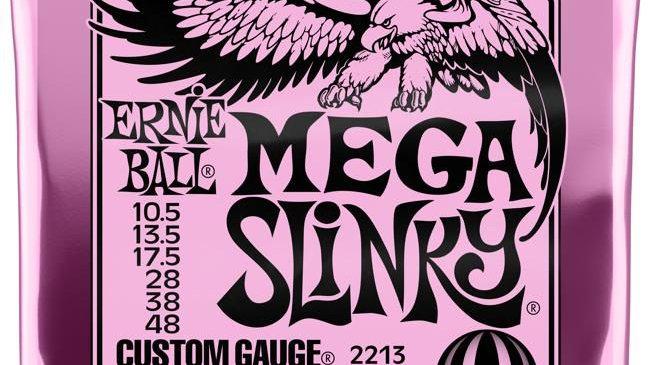 Ernie Ball Mega Slinky 10.5-48