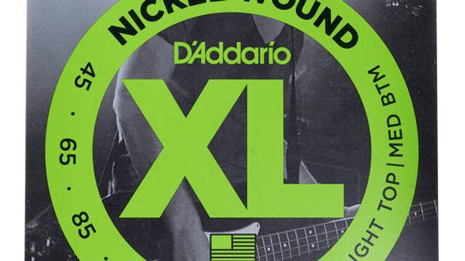 D'Addario EXL 165 45-105