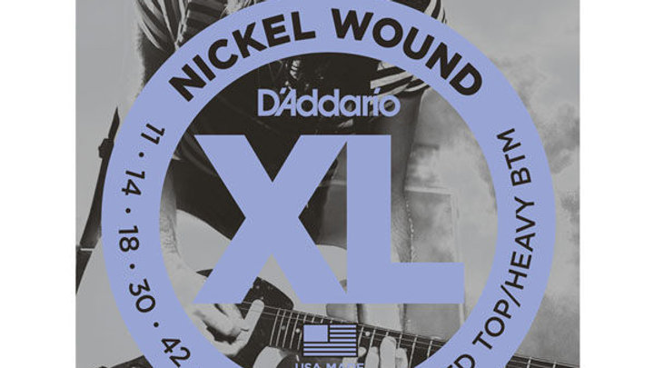 D'Addario EXL 116 11-52
